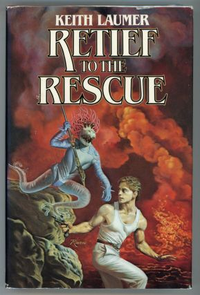 RETIEF TO THE RESCUE. Keith Laumer