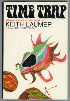 TIME TRAP. Keith Laumer