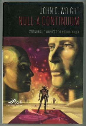 NULL-A CONTINUUM. John C. Wright