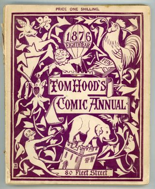 TOM HOOD'S COMIC ANNUAL FOR 1876., Henry Sampson