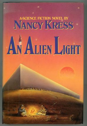 AN ALIEN LIGHT. Nancy Kress