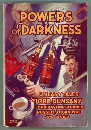 POWERS OF DARKNESS: A COLLECTION OF UNEASY TALES.
