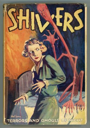 SHIVERS: A THIRD COLLECTION OF UNEASY TALES.