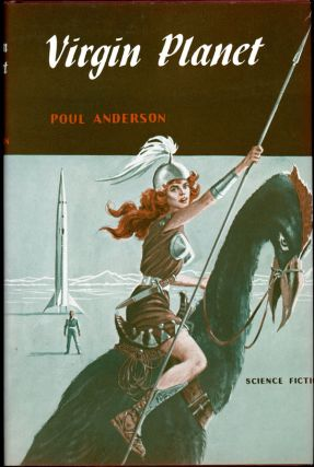 VIRGIN PLANET. Poul Anderson