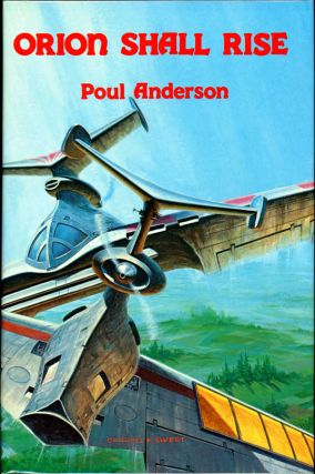 ORION SHALL RISE. Poul Anderson
