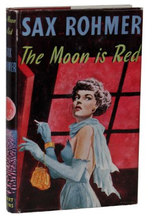THE MOON IS RED.