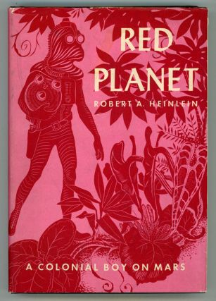RED PLANET: A COLONIAL BOY ON MARS ...