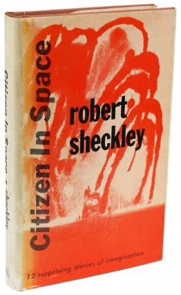 CITIZEN IN SPACE. Robert Sheckley