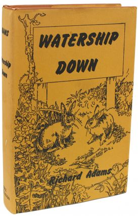 WATERSHIP DOWN. Richard Adams.