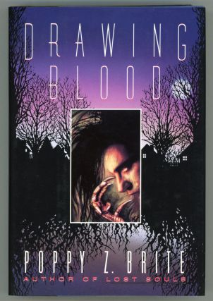DRAWING BLOOD. Poppy Z. Brite