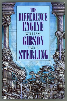 THE DIFFERENCE ENGINE. William Gibson, Bruce Sterling.