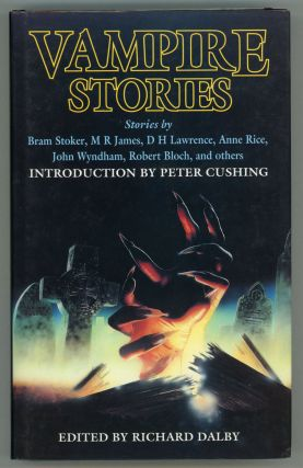 VAMPIRE STORIES. Richard Dalby.