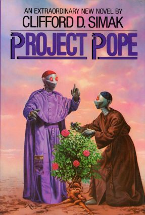 PROJECT POPE. Clifford Simak