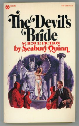 THE DEVIL'S BRIDE. Seabury Quinn