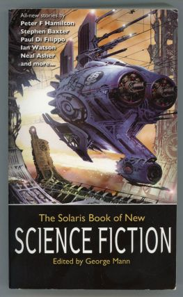 THE SOLARIS BOOK OF NEW SCIENCE FICTION. George Mann