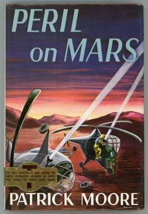 PERIL ON MARS. Patrick Moore