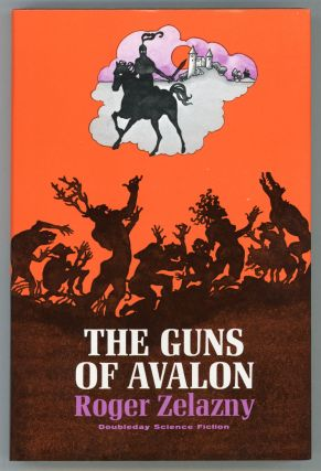 THE GUNS OF AVALON. Roger Zelazny