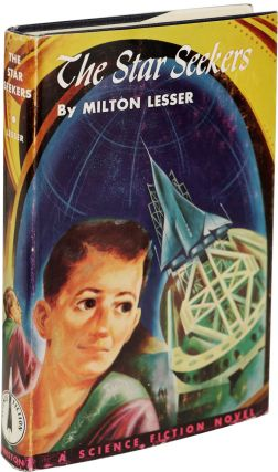 THE STAR SEEKERS. Milton Lesser, Stephen Marlowe.