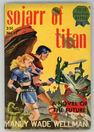 SOJARR OF TITAN. Manly Wade Wellman