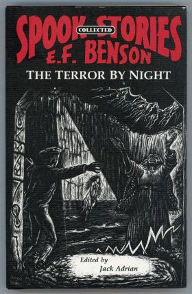THE TERROR BY NIGHT. Edited by Jack Adrian. Benson