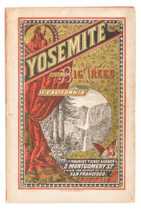 E. S. Denison's Yosemite views. Sam Miller, Agent. 2 New Mont'g. St. San Francisco. E. S. DENISON