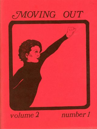 MOVING OUT. 1972 ., Catherine Claytor-Becker, number 1 volume 2