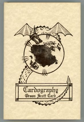 CARDOGRAPHY. Orson Scott Card