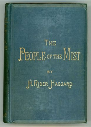 THE PEOPLE OF THE MIST. Haggard, Rider