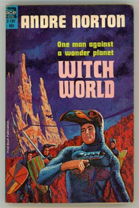 WITCH WORLD. Andre Norton.