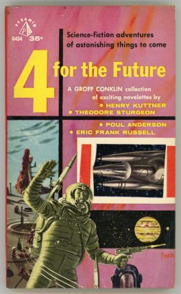 4 FOR THE FUTURE. Groff Conklin
