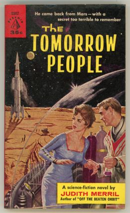 THE TOMORROW PEOPLE. Judith Merril