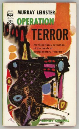 OPERATION TERROR. Murray Leinster, William Fitzgerald Jenkins