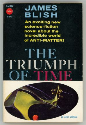 THE TRIUMPH OF TIME. James Blish