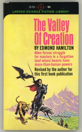 THE VALLEY OF CREATION. Edmond Hamilton