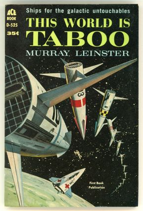 THIS WORLD IS TABOO. Murray Leinster, William Fitzgerald Jenkins