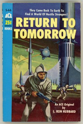 RETURN TO TOMORROW. Hubbard