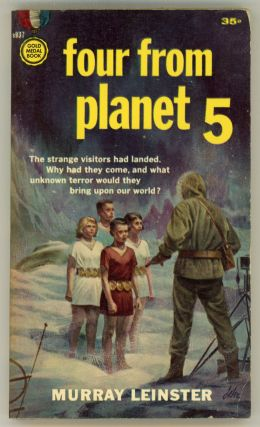 FOUR FROM PLANET 5. Murray Leinster, William Fitzgerald Jenkins