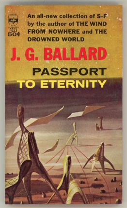 PASSPORT TO ETERNITY. Ballard