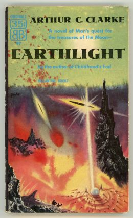 EARTHLIGHT. Arthur C. Clarke