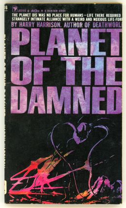 PLANET OF THE DAMNED. Harry Harrison