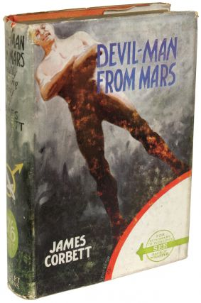 DEVIL-MAN FROM MARS. James Corbett
