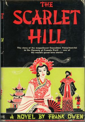 THE SCARLET HILL. Frank Owen