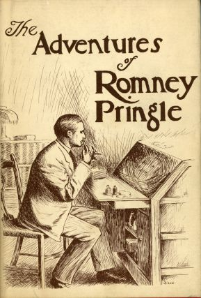 "THE ADVENTURES OF ROMNEY PRINGLE. Freeman, Austin and John James Pitcairn, ""Clifford Ashdown."",..."