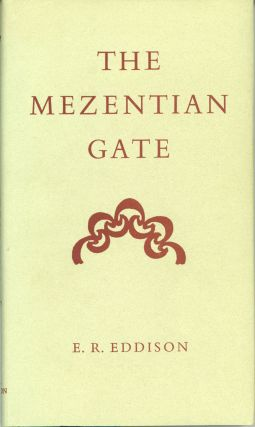 THE MEZENTIAN GATE. Eddison