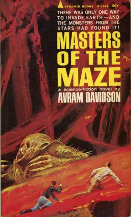 MASTERS OF THE MAZE. Avram Davidson