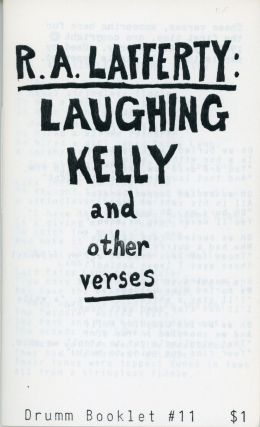 LAUGHING KELLY AND OTHER VERSES. Lafferty