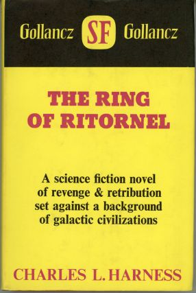 THE RING OF RITORNEL. Charles Harness