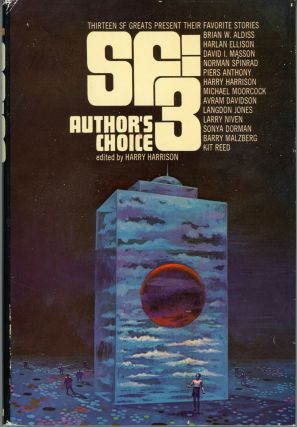 SF: AUTHOR'S CHOICE 3. Harry Harrison