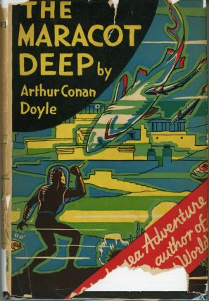 THE MARACOT DEEP AND OTHER STORIES. Arthur Conan Doyle