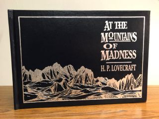 AT THE MOUNTAINS OF MADNESS. Lovecraft